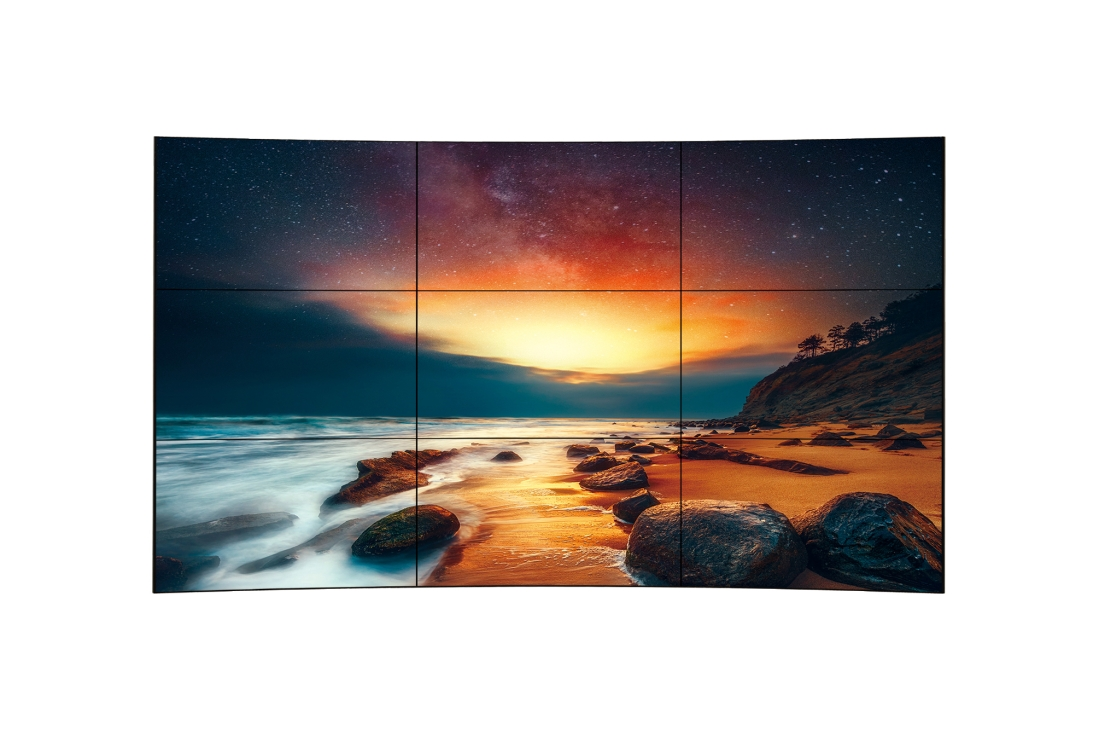 Fixed Curve Open Frame OLED-дисплей LG 55EF5DE – Код товара: 346008