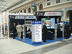 Компания ДеЛайт 2000 на выставке Integrated Systems Russia 2007