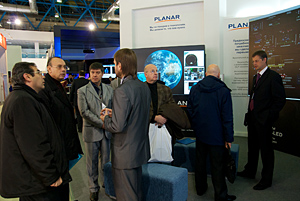 Компания ДЕЛАЙТ 2000 на выставке INTEGRATED SYSTEMS RUSSIA 2011