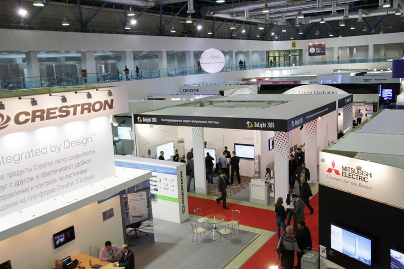 ДЕЛАЙТ 2000, INTEGRATED SYSTEMS RUSSIA 2012