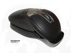 Gyration Air Mouse Go Plus набор поставки