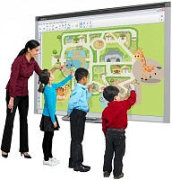 Интерактивная доска для детского сада